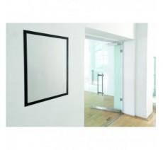 Porte-affiche POSTER mural adhésif repositionnable dim: 500x700mm ou 700x1000mm
