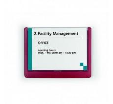 Plaque à personnaliser H 105,5 x L 149mm