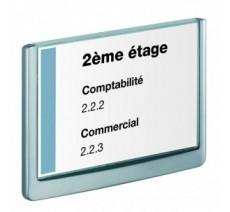 Plaque à personnaliser H 148,5 x L 210 mm