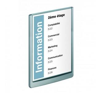 Plaque à personnaliser H 297 x L 210 mm