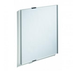 Plaque de porte alu à personnaliser dim: H 420 x L 287 mm