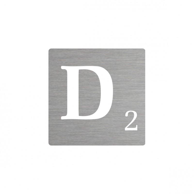 deco lettre scrabble lettres decorative scrabble play lettre en bois naturel e d 233 co. Black Bedroom Furniture Sets. Home Design Ideas