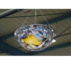 Miroir hémisphérique vision à 360° - Garantie 3 ans