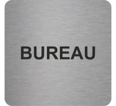 """Pictogramme en relief """"Bureau"""", 5 coloris au choix"""