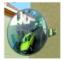 Miroir de sorties privatives diamètre 300mm