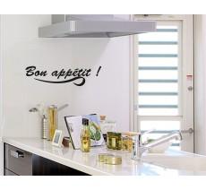 "Sticker ""Bon appétit"""
