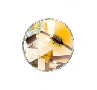 Miroir de surveillance pour l'intérieur incassable diamètre 600mm