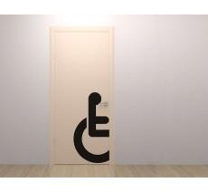 Adhésif King Size - Handicapé moitié gauche