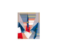 Kit Drapeaux de façade Province