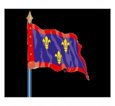 Drapeau de Province ou de région