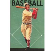 """Plaque publicité  """"  Baseball   """""""