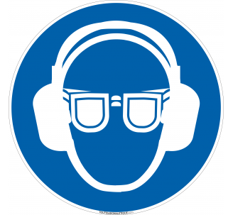 Port lunettes et casque anti-bruit obligatoire obligatoire formats ... aff41d3e193c