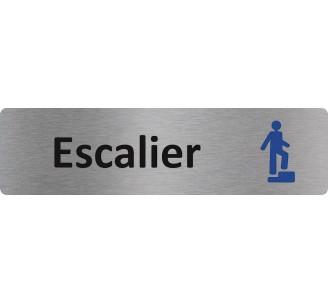 """Plaque de porte économique """" Escalier """""""