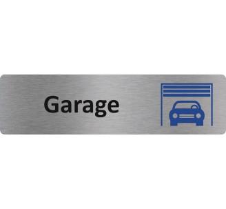 """Plaque de porte économique """" Garage """""""