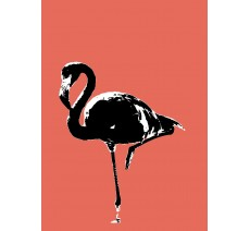 Tableau Flamand Rose