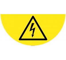 """Pictogramme """"Danger électrique"""""""