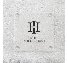 Panonceau Hôtel Indépendant