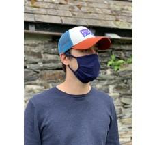 Masque barrière en tissu
