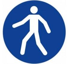 Panneau PVC rigide utiliser le passage