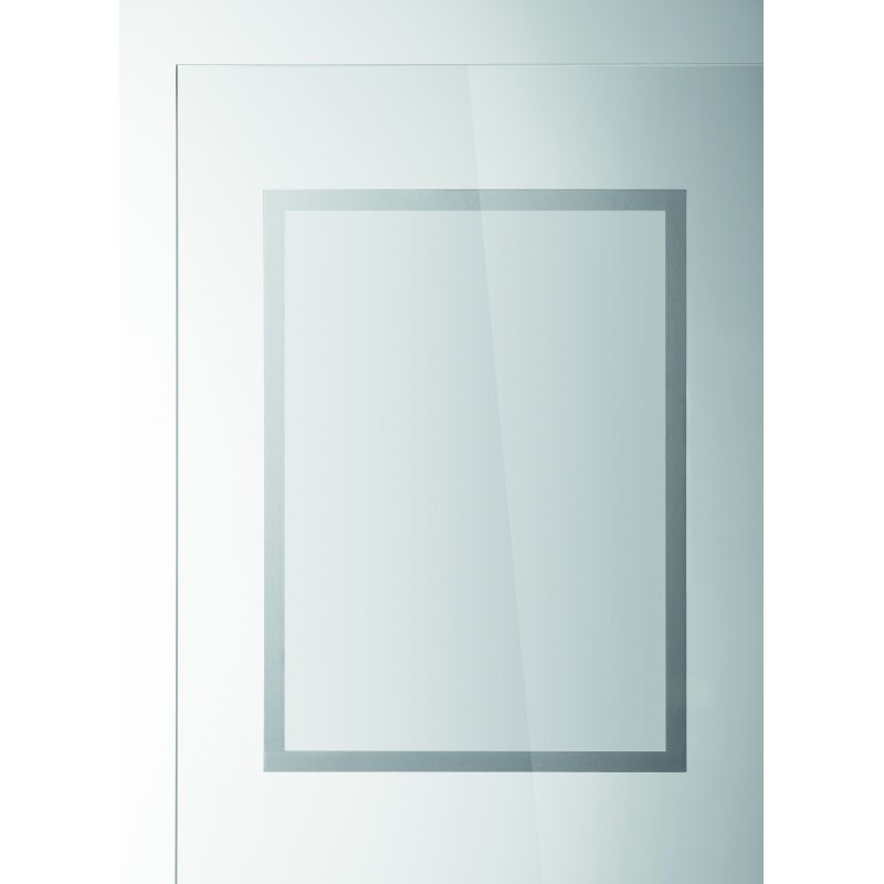 Porte affiches sun mural adh sif repositionnable format a4 for Format porte