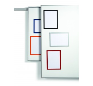 5 porte-affiches MAGNETIC format A5 muraux