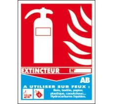 Panneaux PVC Priplack classe de feu AB, H 200 x L 150 mm