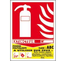 Panneaux PVC Priplack  classe de feu ABC