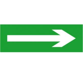 Panneaux PVC Priplack dim: H 60 x L 200 mm flèche gauche ou droite