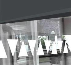 Balisage de surfaces vitrées