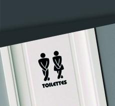 Stickers de porte