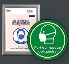 Protections Coronavirus Covid-19 pour mairies et administrations