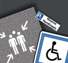 Accessibilité PMR pour commerces