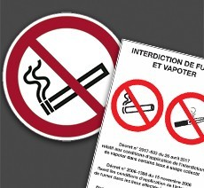 Fumeur et non-fumeur